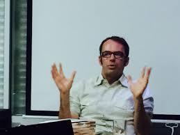 Rene Wildangel, bis 2015  Leiter der Heinrich-Böll Stiftung in Ramallah